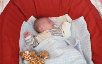 Bassinet or Co-Sleeper