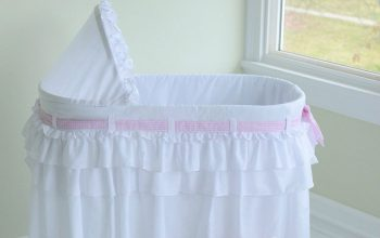 Lamont Home Bassinet – Full White Skirt Design Review