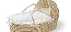 Moses Basket or Crib: What's Best for Your Infant?