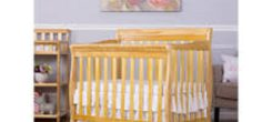 What is the difference between crib and mini crib?