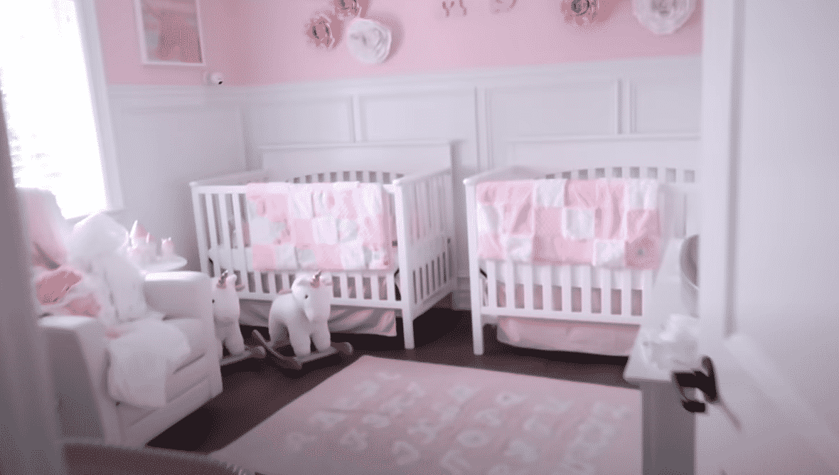 baby trend twin nursery center reviews hidden feature