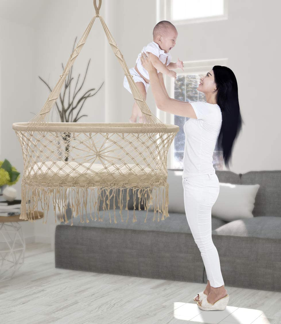 sorbus baby crib review