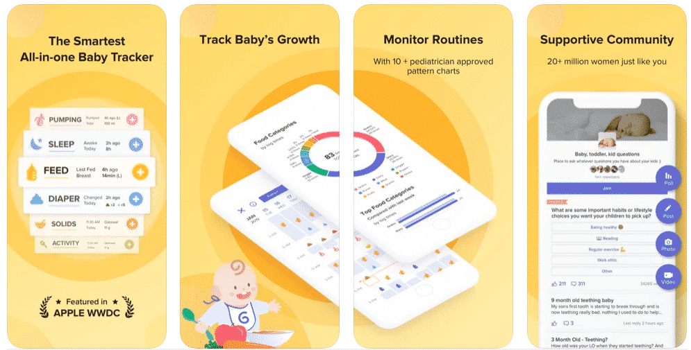 baby apps for new parents
