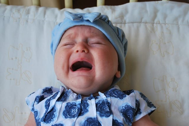 Why Do Babies Cry Excessively